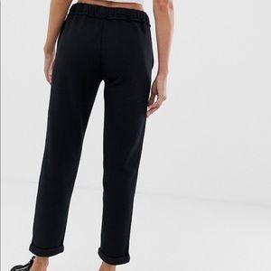Abercrombie & Fitch Pants - Abercrombie Cuffed Fleece Joggers